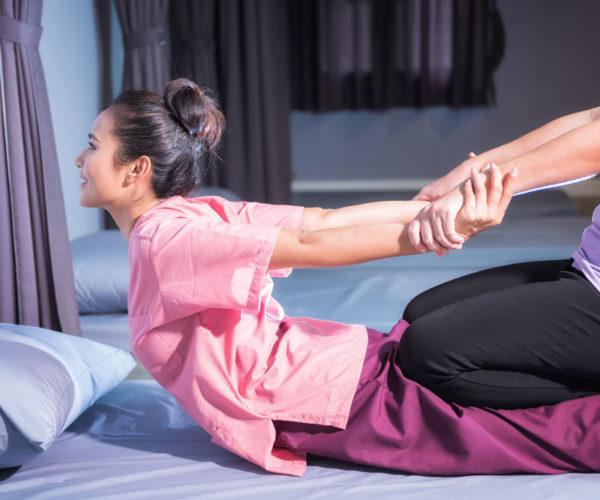 Massage Thaï Caen